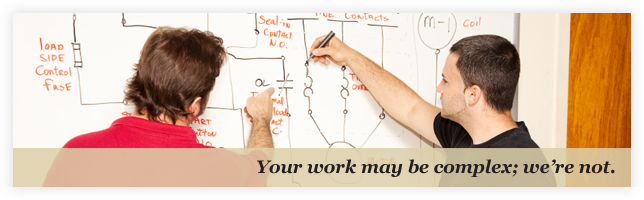 Your work may be complex; we�re not. We help you understand your employment rights and advocate for you.